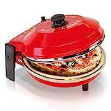 Spice-Caliente Ofen Pizza 400Grad Kreisförmiges Heizelement 1200W Garantie Italien 2Jahre